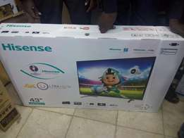Latest! 4K Smart Hisense Internet Digital TV with NetFlix and Games