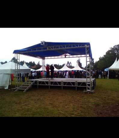 Tents, chairs,tables, deco, stage , PA and lights for hire. Spectrum. Nairobi CBD - image 8