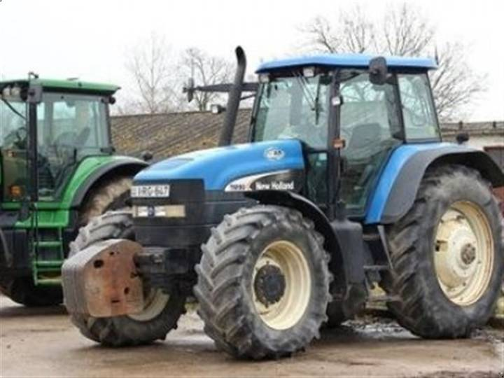 New Holland TM 190 - 2005