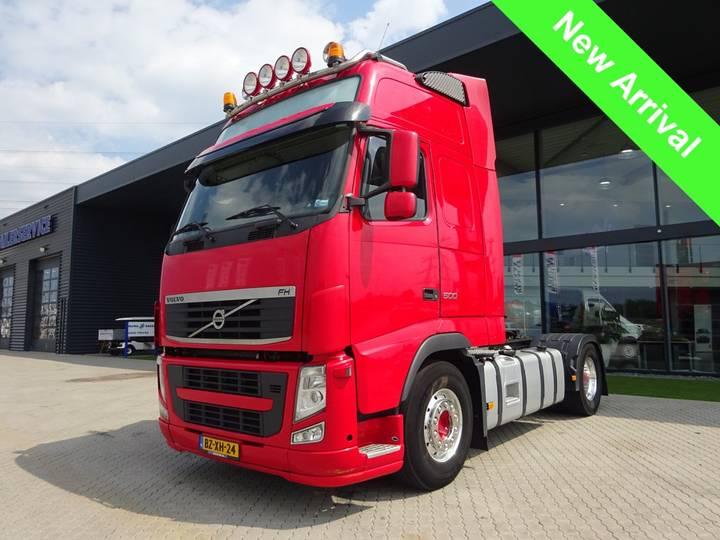 Volvo FH 500 Hydrauliek + Compressor - 2012