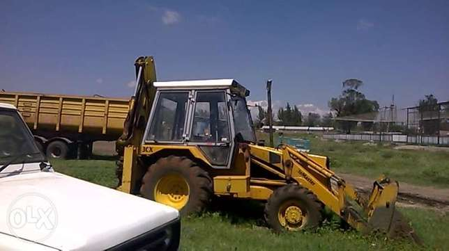 Telemaster backhoe City Square - image 2