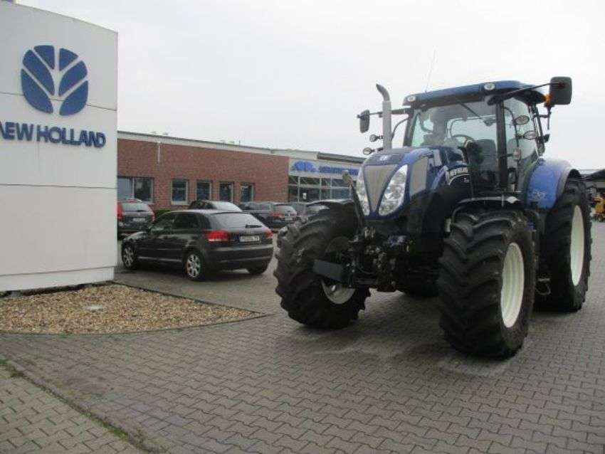 New Holland T7.200 Ac - 2014 - image 2