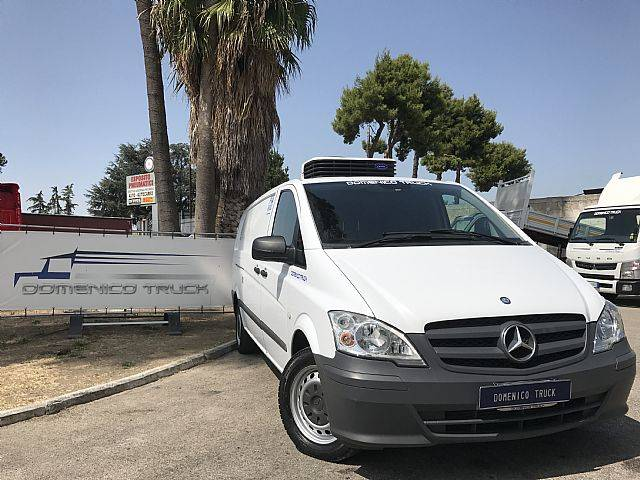 Mercedes-Benz Vito 2.2 113 CDI TN Furgone Extralong FNAX 03-2020 - 2014