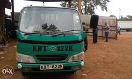 Toyota Dyna Pickup 2kd Engine