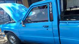 Toyota pick up KQX 459