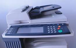 High speed copier Kyocera KM3050 KM5050 photocopy machine available on
