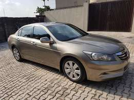 Honda Accord 2010 Super Clean Tokunbo