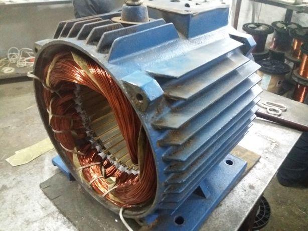 Ремонт(перемотка) асинхронних електродвигунів серії 4А 9006db98cde2f