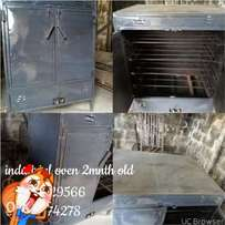 Industrial Standard Baking Oven 2month Old.