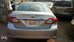 Super clean Toyota corolla 2012 model accident free Lagos cleared