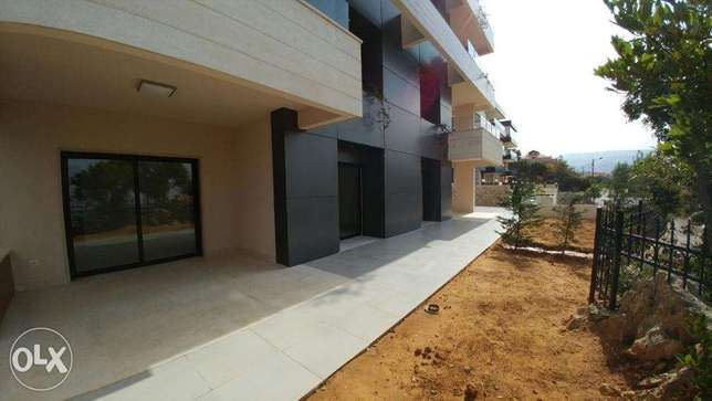 Ballouneh 210m2 + 130m2 garden - Cil area - apartment for sale