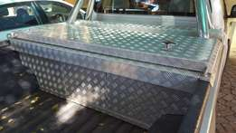 Tool box for Hilux bakkie