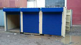 Container Stalls and shops