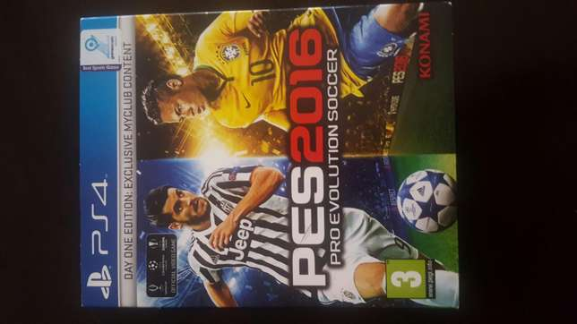 PES2016 Day One Edition for PS4 Turffontein - image 2