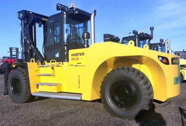 Hyster H25.00xm-12 - 2017