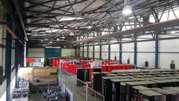 Parow Industrial - Warehouse to Let