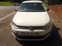Excellent condition 2014 VW Polo 6 1.2 TSI Hatch for sale
