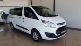 2014 Ford Tourneo Custom 2.2TDCi