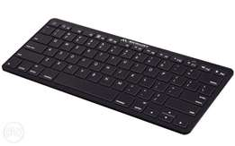 Bluetooth Wireless Keyboard for Mac/iPad/iPhone Windows Surface Device