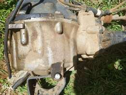 Front diff for Ford ranger