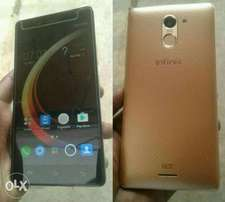 Infinix hot 4 with 2gbRam and fingerprint