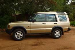 Land Rover Discovery TD5 SUV