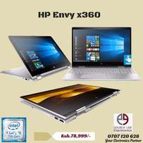 Brand New HP Envy 15 x360 7th Gen Core i5 12GB RAM 1TB HDD Touch