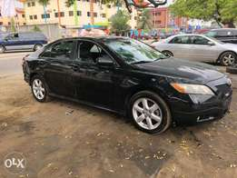 Tokunbo 2008 Toyota Camry Sport