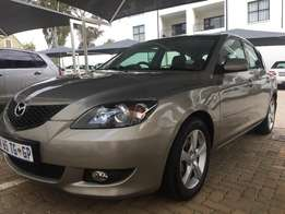Efficient & Mechanically Sound 2007 Mazda 3 1.6 Active (R64,999 Ng.)