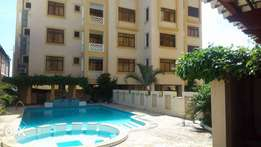 Modern Build 3 Bedroom rental apartment with swimming pool