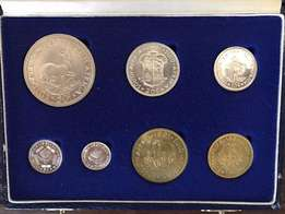 1962 South African Proof set
