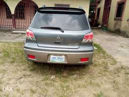 Mistsubishi Outlander for out at a very cheap rate in Port Harcourt