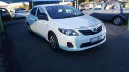 2014 Toyota Corolla quest 1.6 in good condition