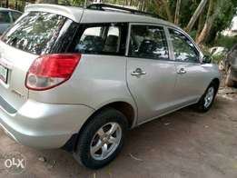 Complete Firstbody Toyota matrix just like toks