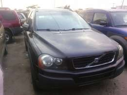Sharp Volvo XC90 5Plug Engine Tokunbo