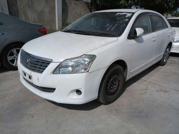 Toyota Premio KCM number 2010 model loaded with good music syste Mombasa Island - image 2