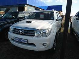 2011 Toyota Fortuner 3.0 D4D A/T 68000km