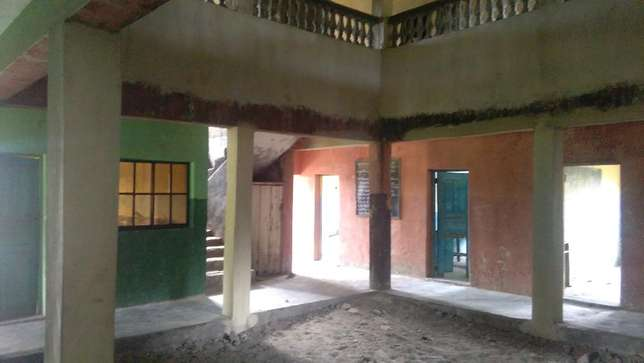 A government approved private school, on a 4 plot of land fence at Iba Ojo - image 7