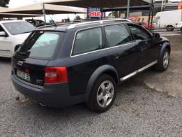 2006 Audi A4 Quattro Avant All-Road 2.7 Twin Turbo Auto Stationwagon