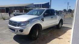 2012 Ford Ranger Super Cab very low mileage