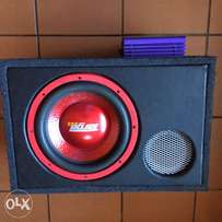Car sound combo package for sale!!