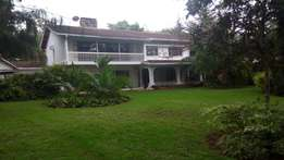 Lavington five bedroom house for office use