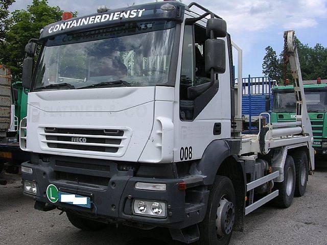 Iveco 380T38 6x4 Höchstgewicht 33.000 kg - 2006
