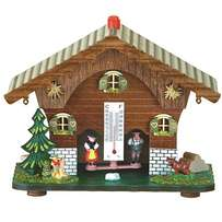 Black Forest Weather House