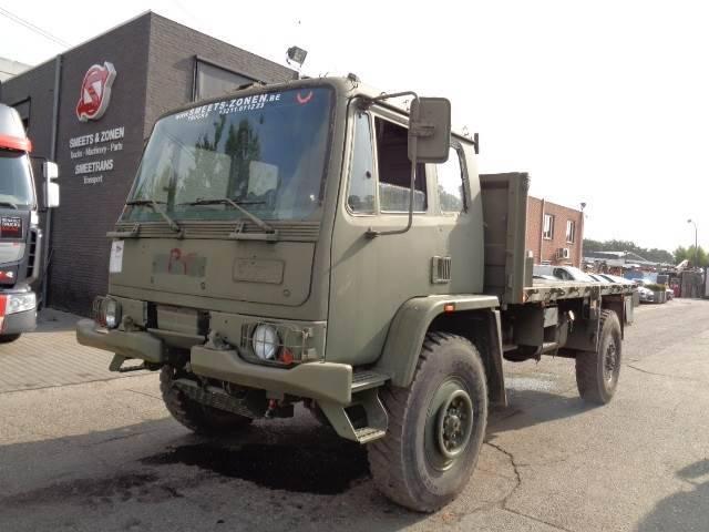 DAF Leyland T 244 12x - 1991