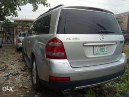 Excellent 2007 Mercedes Benz GL-450 4matic