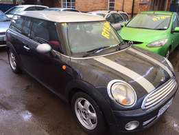 Mini Cooper Clubman - From R2299pm*""