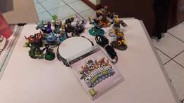 PS3 -Skylanders SWAP FORCE game, Portal of Power and 14 characters