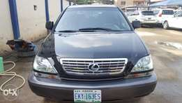 Lexus rx300 first body 8 months used