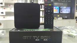 MXQ media player Android TV